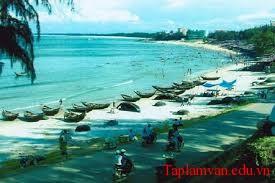 Cửa Tùng – bãi biển đẹp nổi tiếng
