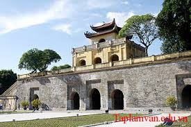 Khu Di tích Hoàng Thành