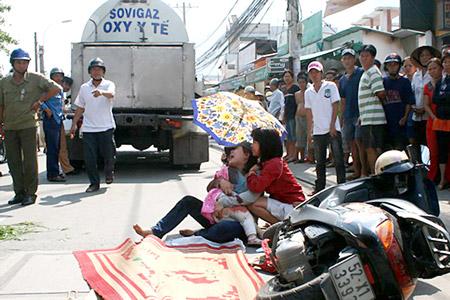 Suy nghĩ về tình trạng tai nạn giao thông