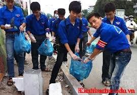 Suy nghĩ về Tình trạng xả rác tràn lan trong thành phố