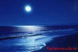 Hãy tả một đêm trăng có nhiều kỉ niệm đối với em