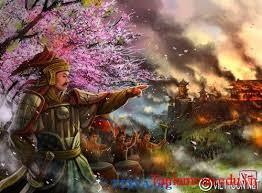 """hoang le nhat thong chi - Tóm tắt hồi thứ 14 """"Hoàng Lê nhất thống chí"""" của Ngô gia văn phái."""