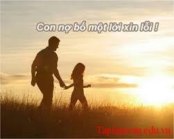 Kể về người bố kính yêu trong trái tim em