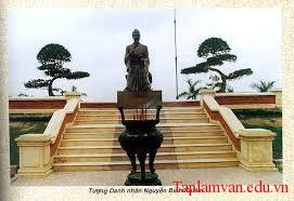 nguyen binh khiem - Giới thiệu một vài nét về Nguyễn Bỉnh Khiêm