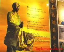 Giới thiệu một vài nét về đại thi hào dân tộc Nguyễn Du