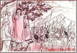 Cảm hứng độc lập dân tộc và tương lai đất nước trong Bình Ngô đại cáo