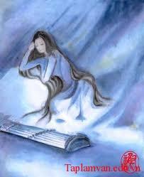 Hãy diễn giảng đoạn thơ trong trích bản dịch Chinh phụ ngâm)