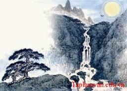 Vương Duy với bài thơ Điểu minh giản