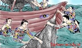 """""""Đoàn thuyền đánh cá"""" của Huy Cận"""