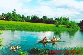 Dòng sông quê hương