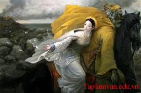 Phát biểu cảm nghĩ của em về nhân vật Mị Châu trong truyền thuyết Mị Châu, Trọng Thủy