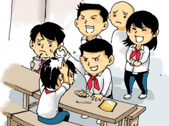 auto draft 20 - Nghị luận xã hội về bạo lực học đường trong xã hội hiện nay