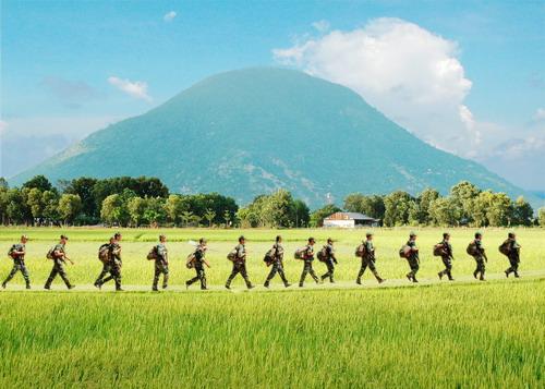 Phân tích hình tượng người lính Tây Tiến trong bài thơ Tây Tiến của tác giả Quang Dũng rất hay